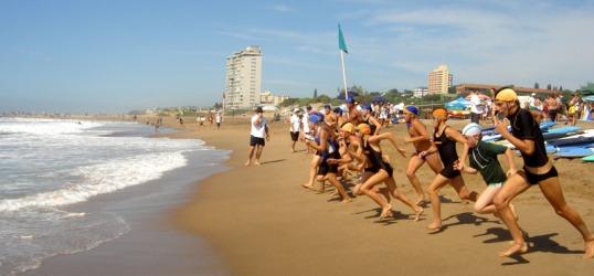u14 surfswim start